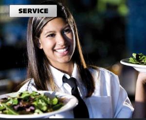Berufsschuhe - Service